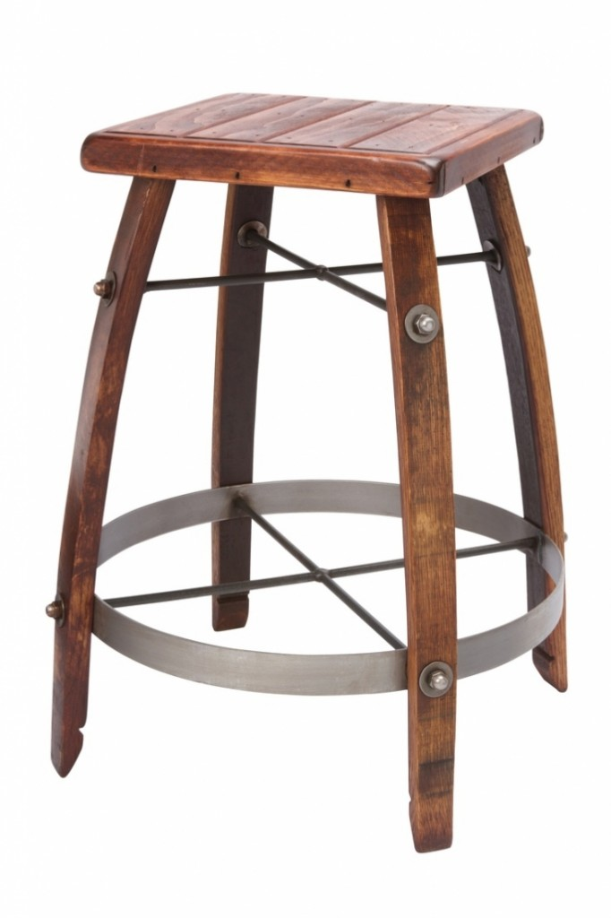 Wine Stave Table