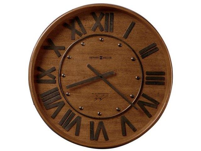 Wine Barrel Clock