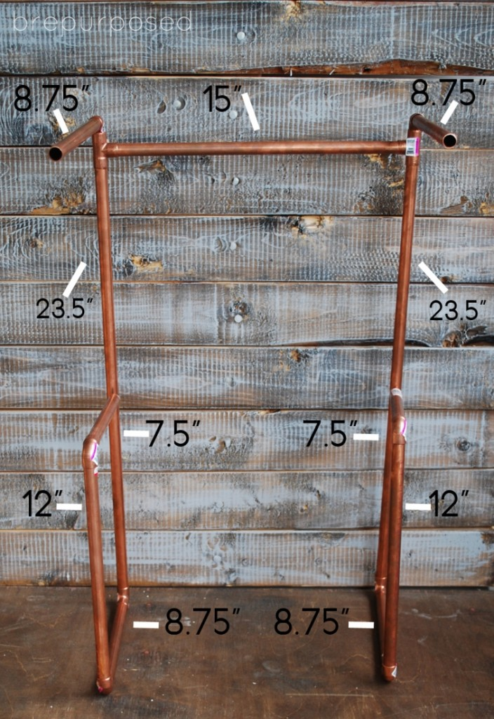 DIY Crate and Pipe Industrial Table