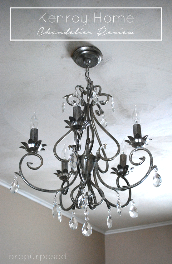 Kenroy Home Chandelier Review