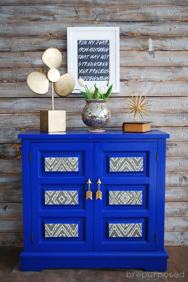 10 Fabulous Furniture Makeovers by Brepurposed