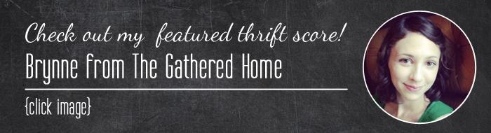 Thrift Score Thursday